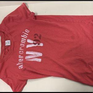 XL Abercrombie kids shirt